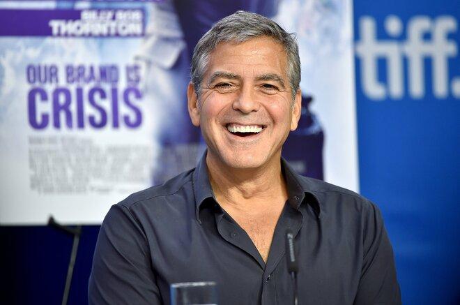 Джорджу Клуни исполнилось 55 лет 6мая