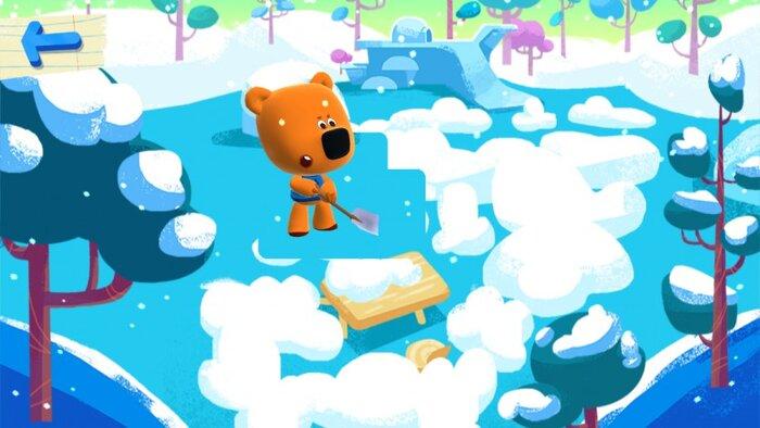 Развивающая игра «Ми-ми-мишки» стала доступна на мобильных устройствах