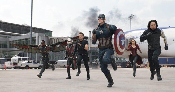 «Индустрия кино» пообщалась с командой фильма «Первый мститель: Противостояние»
