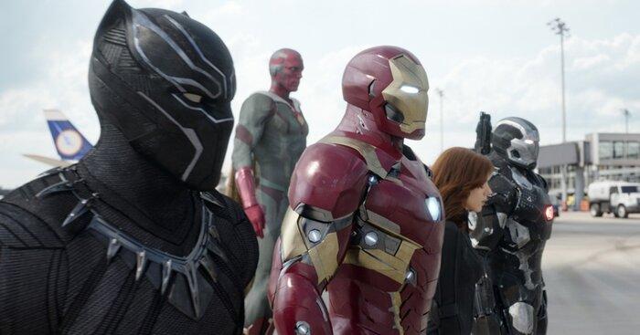 Лучшие рецензии недели: читатели «Фильм Про» оценили фильм «Первый мститель: Противостояние»