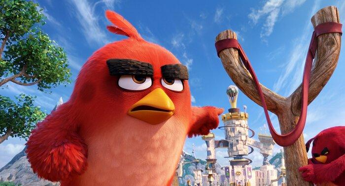 В прокат выходит мультфильм «Angry Birds в кино»