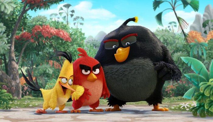 Программа «Индустрия кино» рассказывает о мультфильме «Angry Birds в кино»