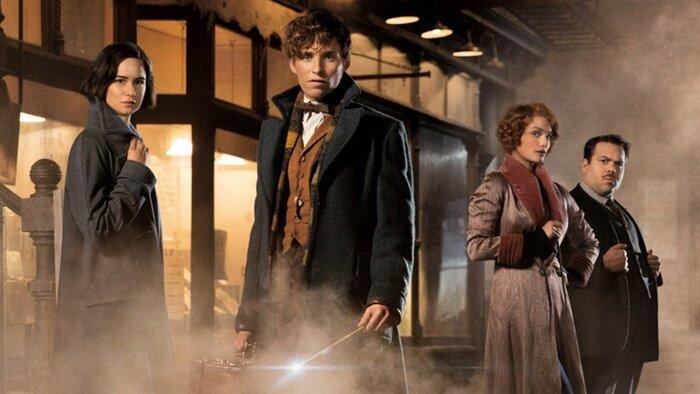 «Фантастические твари и где они обитают»: новые подробности спин-оффа «Гарри Поттера»