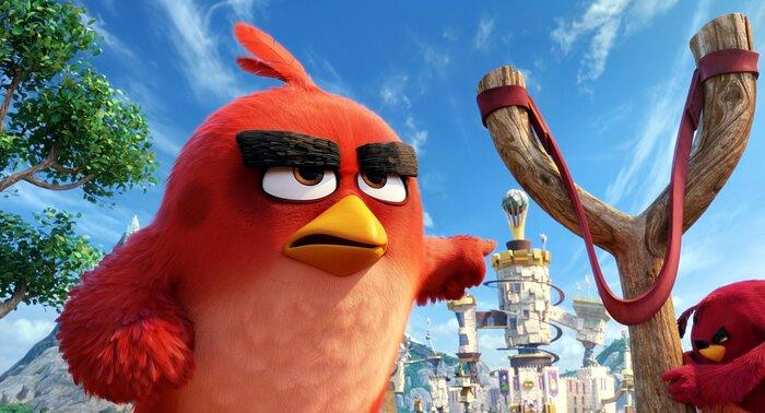 Касса четверга: «Первый мститель» сдался «Angry Birds в кино»