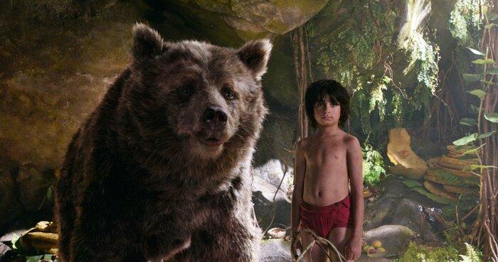 «Книга джунглей» студии Disney установила рекорд в мировом прокате