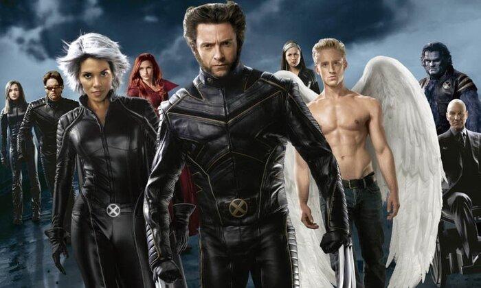 Кино Люди Икс 2