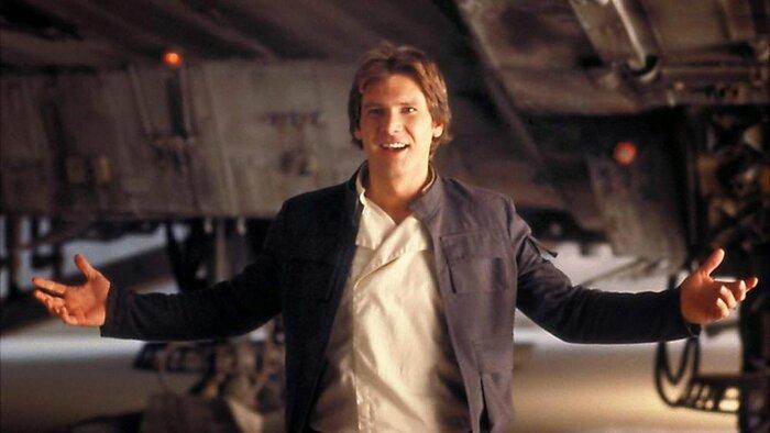 Харрисон Форд намекнул на своё возвращение в «Звёздные войны»