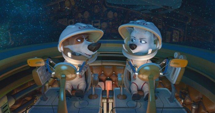 Вторая часть анимационной франшизы «Белка и Стрелка» выйдет в мировой прокат