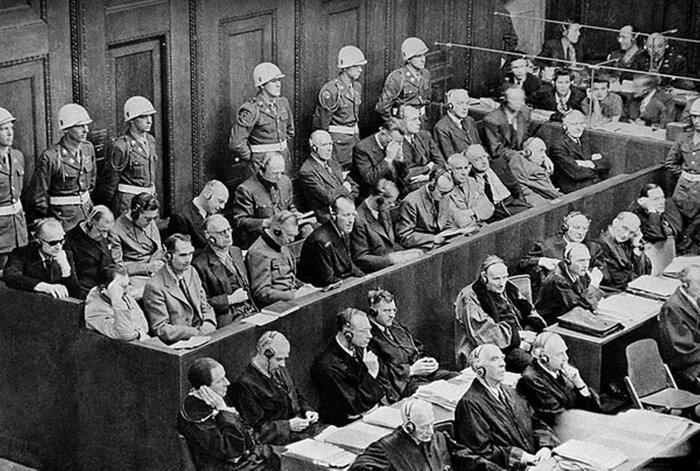 Россия, Германия и США совместно создадут фильм о Нюрнбергском процессе