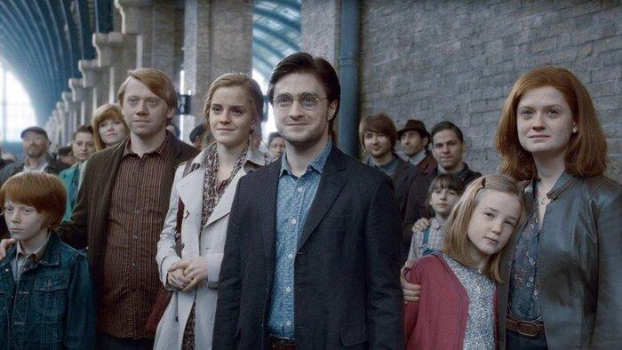 «Гарри Поттер 8»: В сеть попали фото повзрослевших героев