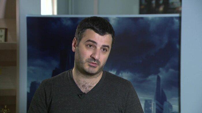 Интервью «Фильм Про». Гевонд Андреасян: «Хочу, чтобы дети на футболках носили своих героев»