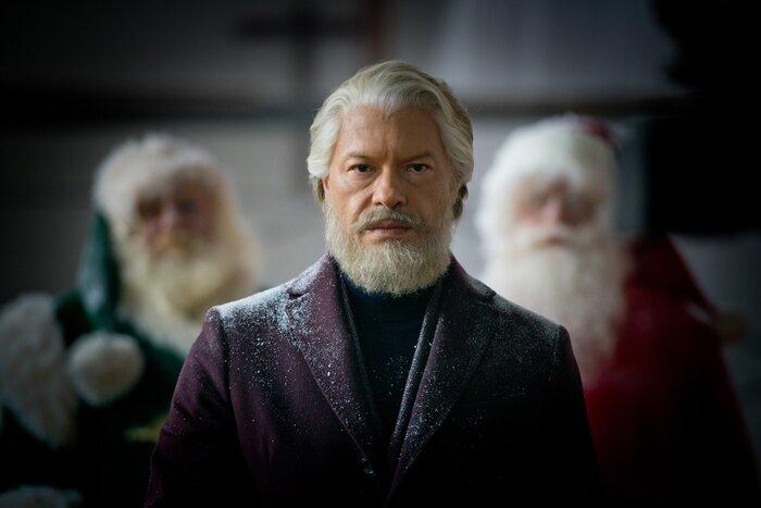 Первые фото со съёмок семейного блокбастера «Дед Мороз. Битва магов» с Фёдором Бондарчуком