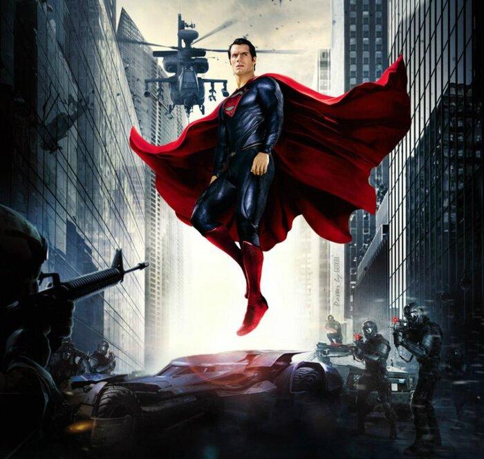 «Бэтмен против Супермена» для взрослых: представлен трейлер расширенной версии фильма