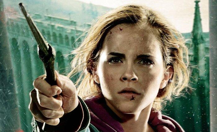 Автор «Гарри Поттера» объяснила выбор чернокожей актрисы на роль Гермионы