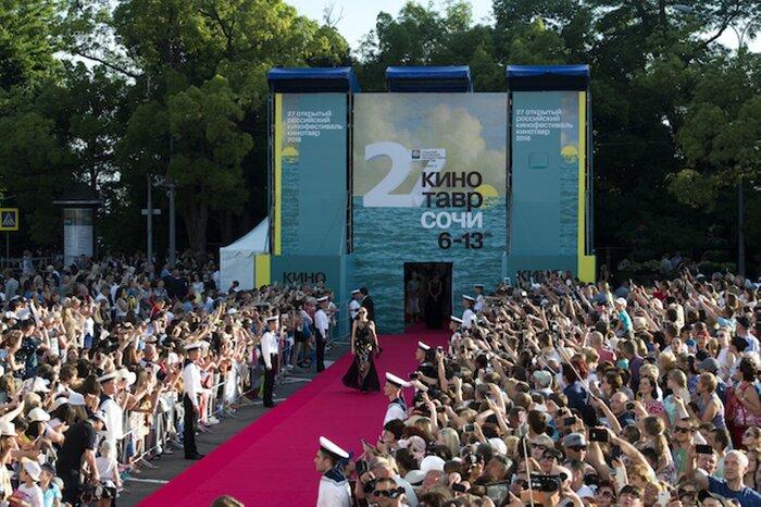 Сегодня в Сочи состоится закрытие фестиваля «Кинотавр»