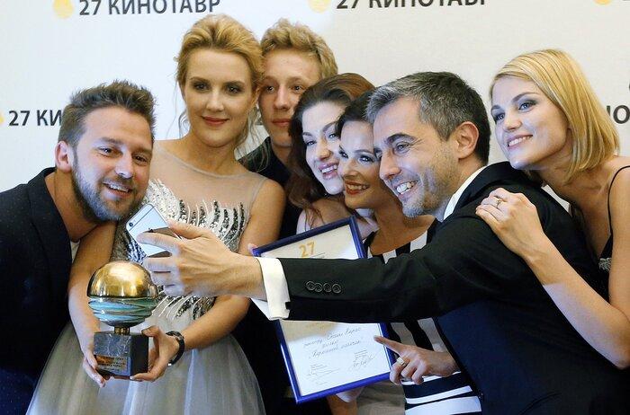 Вручены призы 27-го Открытого российского фестиваля «Кинотавр»