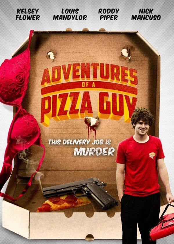 зараженных территориях приключения с разносчиком пиццы причина появления