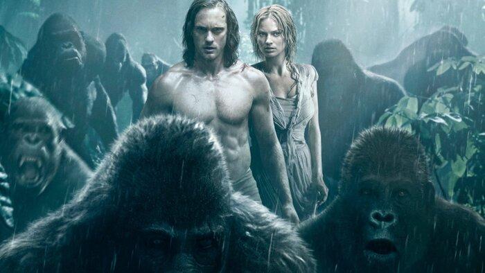 Команда фильма «Тарзан. Легенда» ответила на вопросы «Индустрии кино»