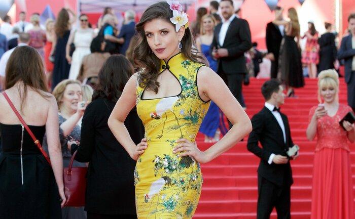 Фото дня: самые яркие наряды церемонии открытия Московского международного кинофестиваля