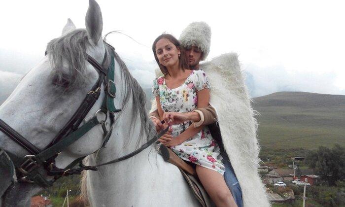 Фильм «Тэли и Толи», снятый в горах Северного Кавказа, был показан на ММКФ