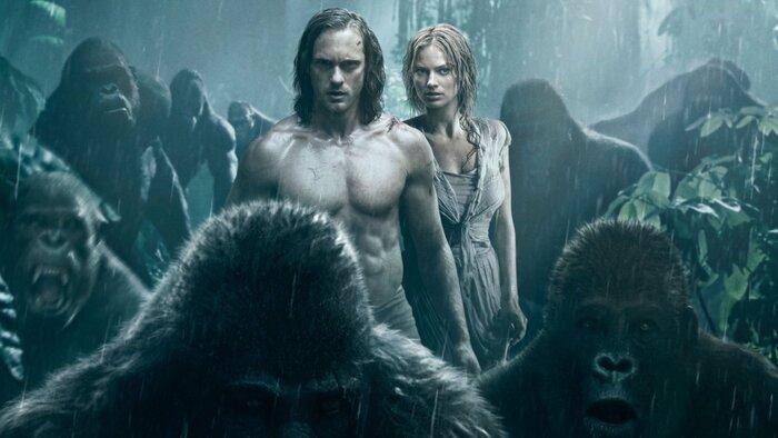 «Тарзан. Легенда»: первые отзывы зарубежных критиков
