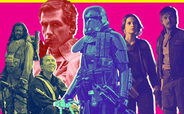 Кто есть кто в новых «Звёздных войнах»: раскрыты подробности фильма «Изгой-один»