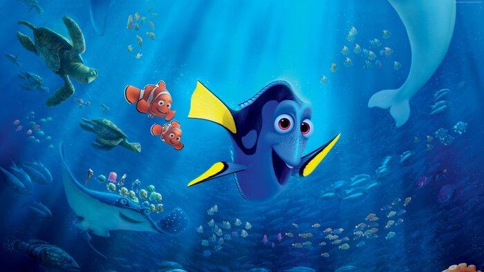 «В поисках Дори» побьёт исторический рекорд студии Pixar