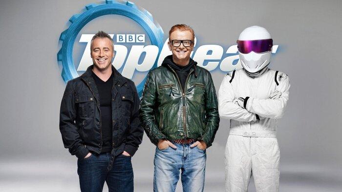 Новая версия шоу Top Gear оказалась в центре скандала