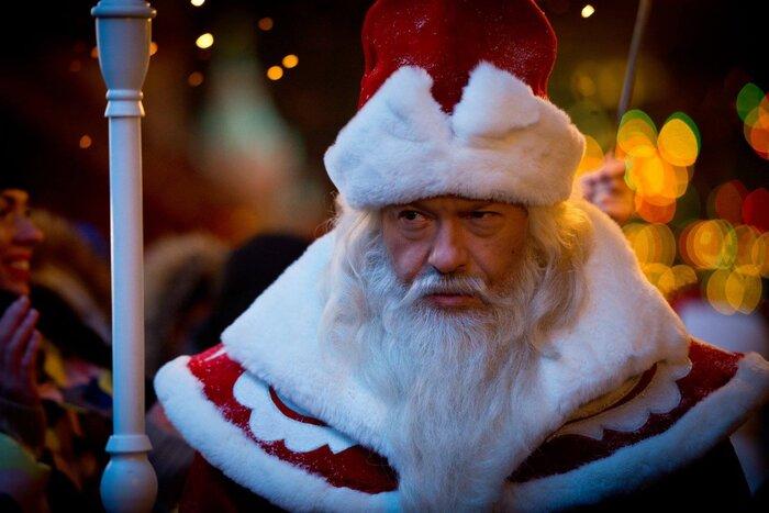 Опубликованы новые фотографии со съёмок фильма «Дед Мороз. Битва магов» с Фёдором Бондарчуком