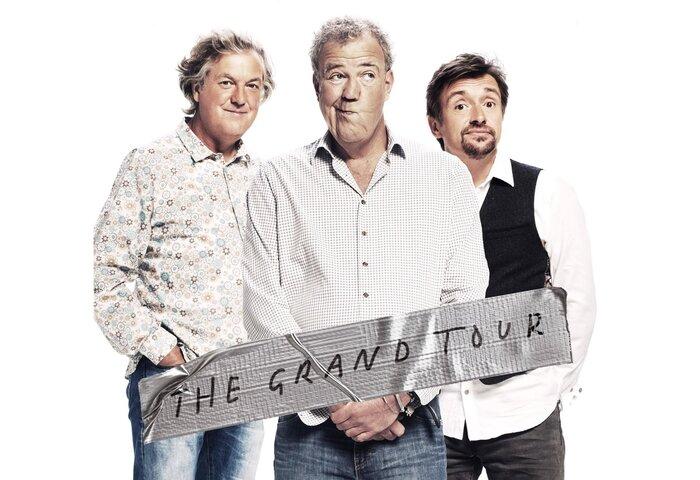 Объявлены подробности нового масштабного автомобильного шоу бывших ведущих Top Gear
