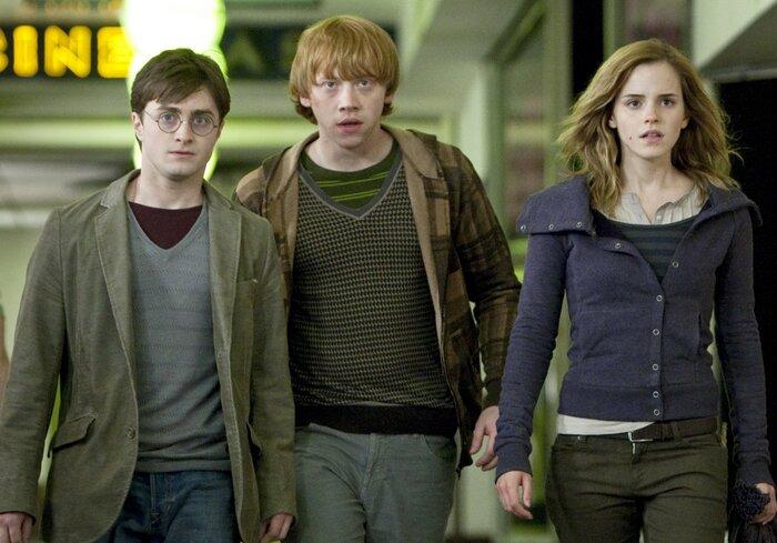 Звёзды «Гарри Поттера» раскрыли любимые моменты со съёмок