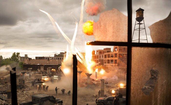 На съёмках «Трансформеров 5» начали уничтожать дорогие машины. Видео