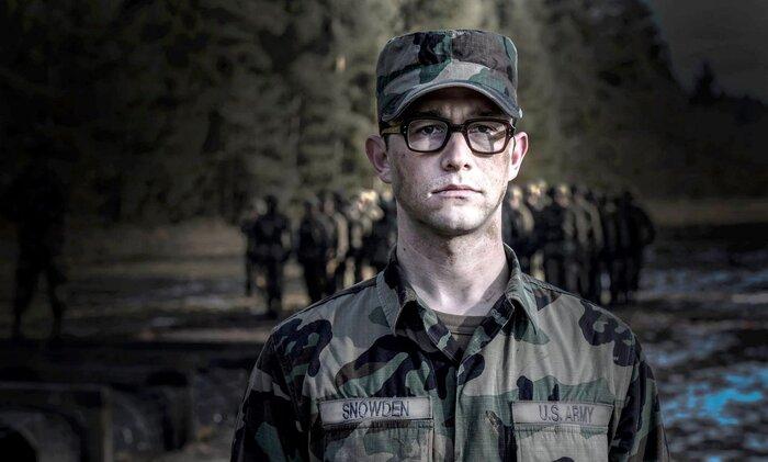 «Сноуден»: опубликован новый трейлер шпионской драмы Оливера Стоуна