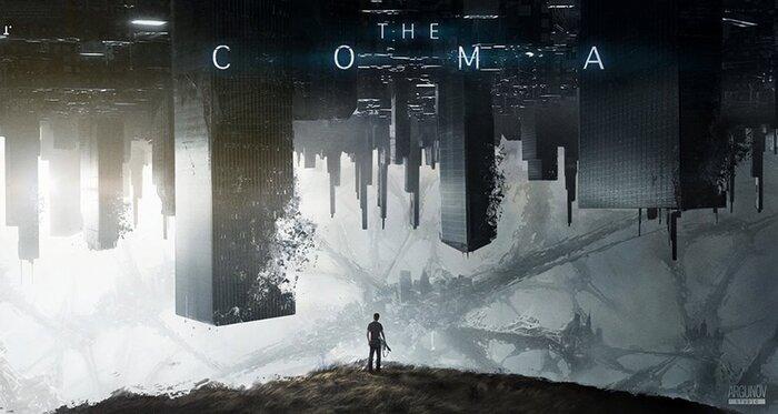 Представлен новый концепт-арт к научно-фантастической «Коме» Никиты Аргунова