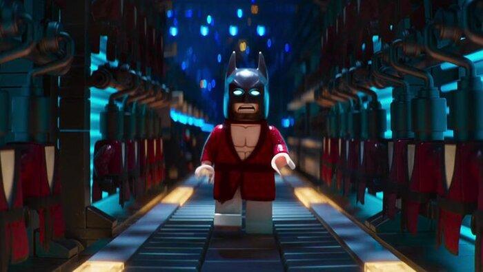 «Лего Бэтмен»: рыцарь Готэма вершит справедливость в мире конструктора