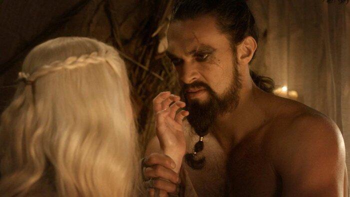 Сцены секса в игра престолов