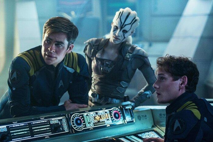 Касса уикенда: «Стартрек: Бесконечность» стартовал лучше предыдущих частей трилогии