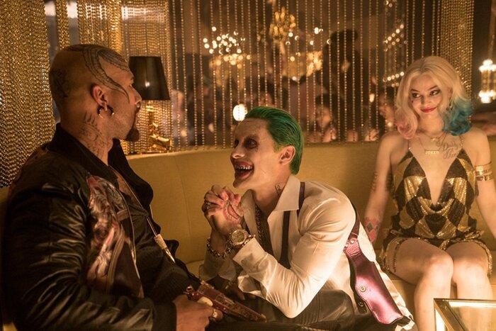 Новое видео «Отряда самоубийц» намекает, что Джокер не будет главным злодеем