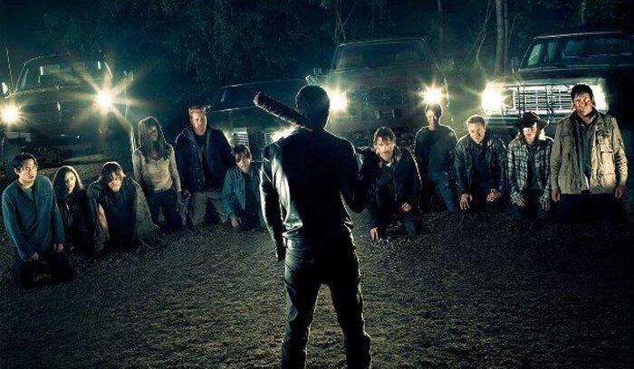 «Ходячие мертвецы»: первый взгляд на героев в седьмом сезоне