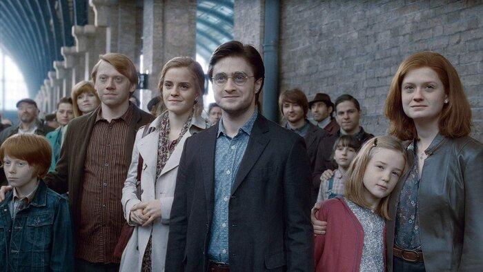 «Гарри Поттер 8»: раскрыт сюжет новой книги Джоан Роулинг