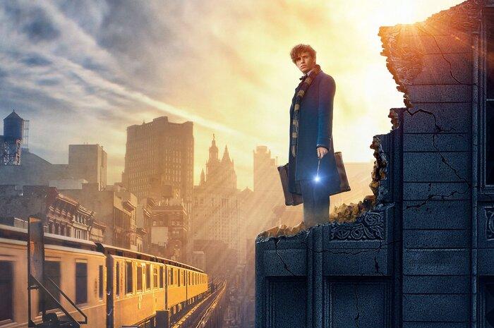 Джоан Роулинг объяснила, как связаны «Гарри Поттер» и «Фантастические твари и где они обитают»