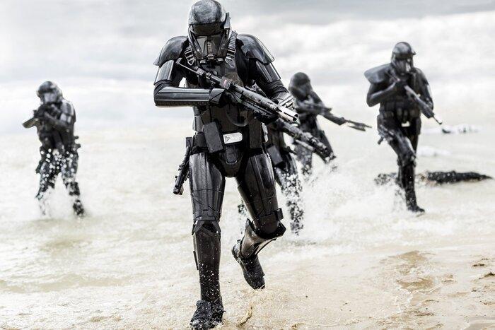 Герои и злодеи новых «Звёздных войн» раскрыты на свежих кадрах