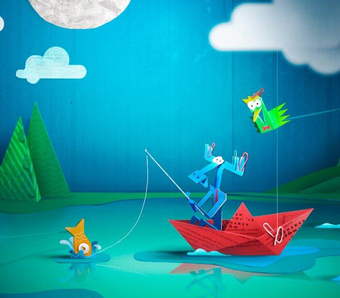 Российские «Бумажки» признаны лучшим иностранным анимационным сериалом в Китае