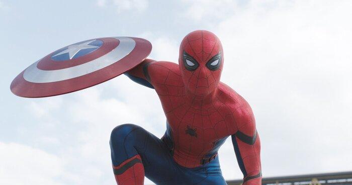 Новый «Человек-паук»: в сеть утёк первый постер блокбастера