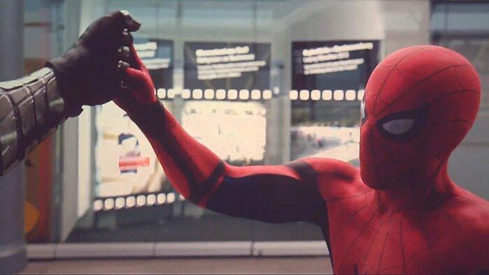 Новый Человек-паук под трико скрывает подростковые комплексы: разрыв супергеройского шаблона