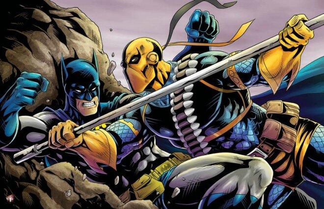 Новый враг Бэтмена и Супермена: раскрыт злодей «Лиги справедливости»