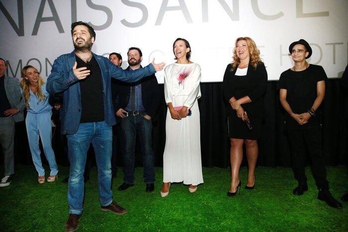 Московская премьера комедии «Всё о мужчинах» собрала всех звёзд картины