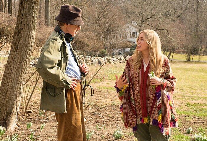 Вуди Аллен впервые снял сериал: представлены первые фото из телешоу
