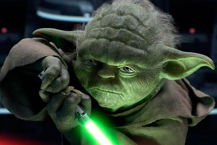 """Как Йода может появиться в """"Звёздных войнах 8"""": первые подробности"""