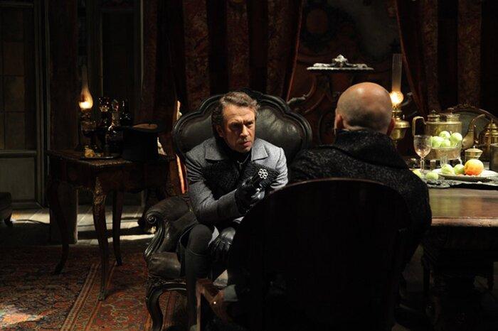 Интервью «Фильм Про». Владимир Машков: «Мой персонаж не рождён для счастья»